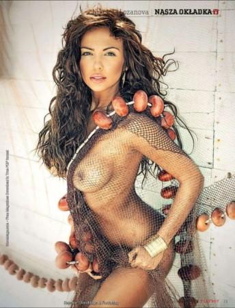 Nikoleta Lozanova - Playboy